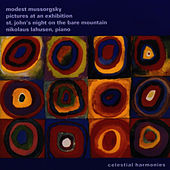 Mussorgsky: Pictures at an Exhibition / St. John's Night on the Bare Mountain by Nikolaus Lahusen