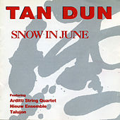 Tan Dun: Snow in June by Various Artists