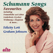 Schumann Favourite Songs by Felicity Lott