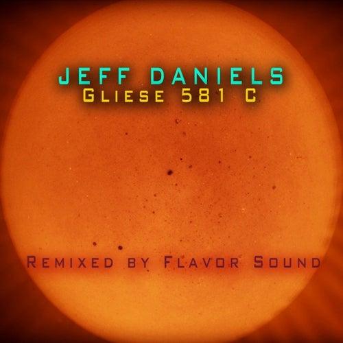 Gliese 581 C by Jeff Daniels