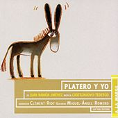 Juan Ramón Jiménez : Platero y Yo ((español)) by Miguel-Angel Romero Clément Riot