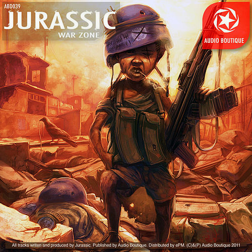 Play & Download War Zone by Jurassic | Napster