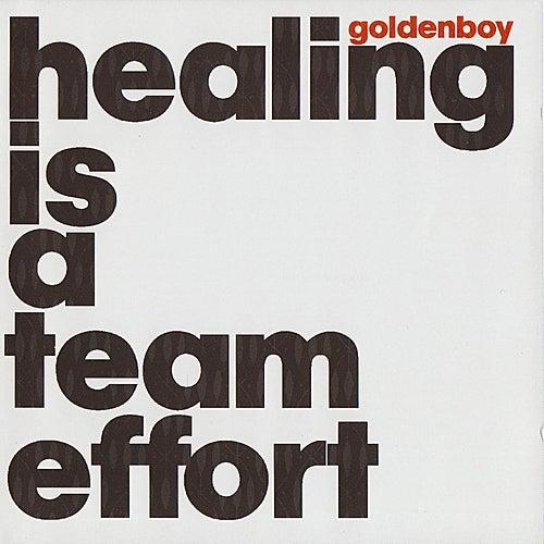 Healing is a Team Effort von Goldenboy