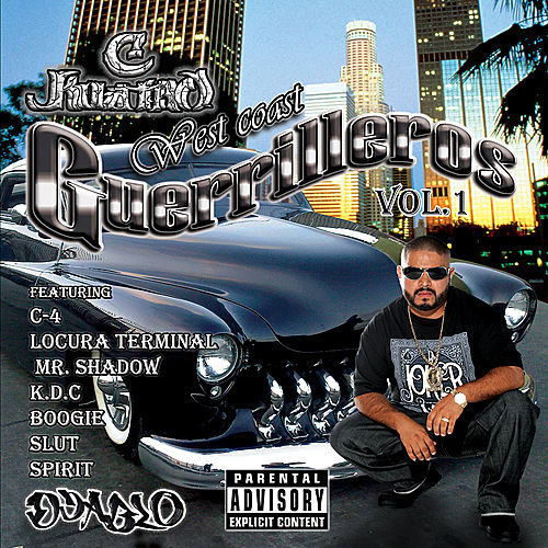 Play & Download West Coast Guerrilleros by Various Artists | Napster