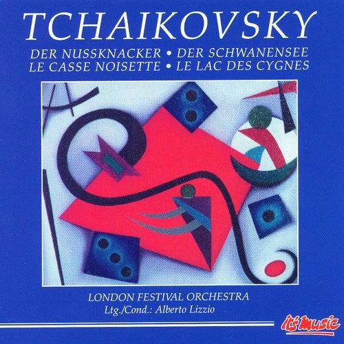 Tchaikovsky: The Nutcracker & Swan Lake Ballet by London Festival Orchestra