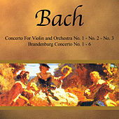 Play & Download Bach: Concerto for Violin and Orchestra No.1 - No. 2 - No. 3 - Brandeburg Concerto No. 1-6 by Various Artists | Napster