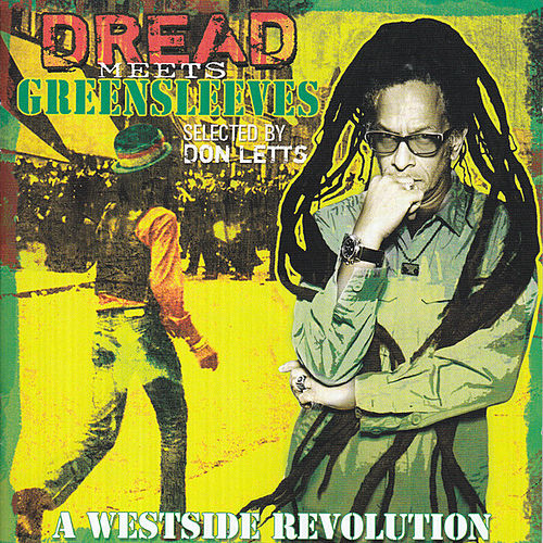 Play & Download Dread Meets Greensleeves by Various Artists | Napster