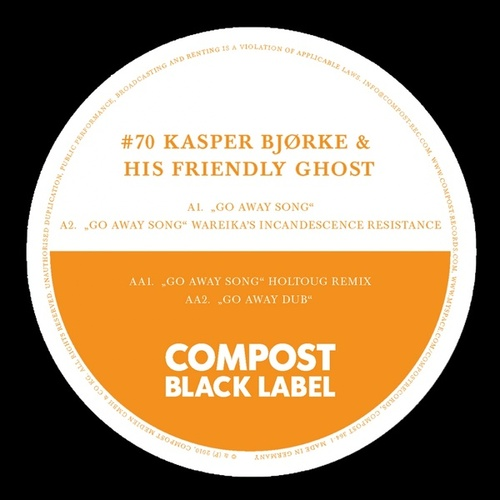 Play & Download Black Label #70 by Kasper Bjørke | Napster