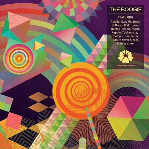 Play & Download The Boogie by Various Artists | Napster