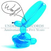 Underdog Records Fab Five Years by Various Artists
