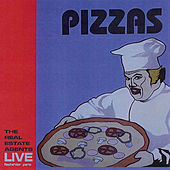 Pizzas - Live In Paris by The Real Estate Agents