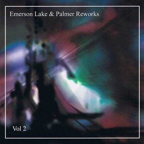Emerson Lake & Palmer Re-works Vol 2 by Emerson, Lake & Palmer