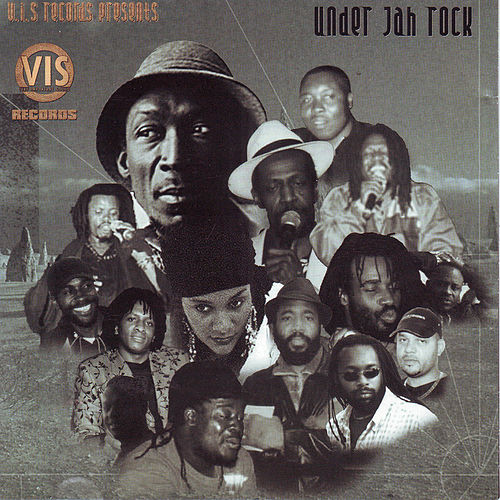 Under Jah Rock by Various Artists