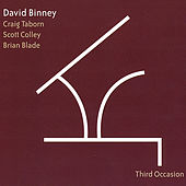 Play & Download Third Occasion by David Binney | Napster