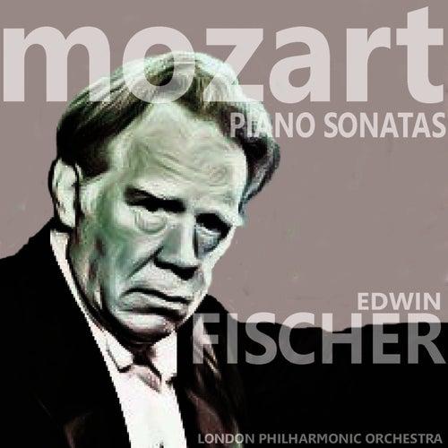 Mozart: Piano Sonatas by London Philharmonic Orchestra