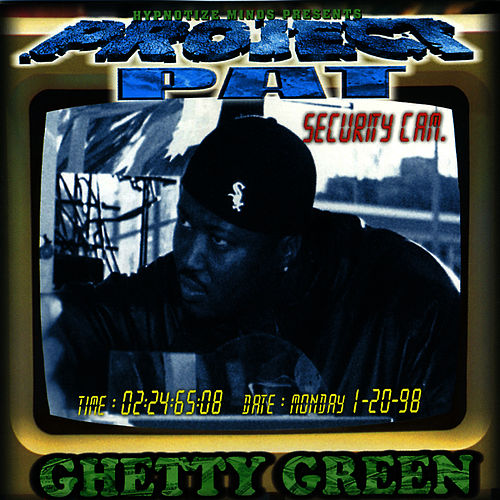 Play & Download Ghetty Green by Project Pat | Napster