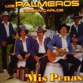 Play & Download Mis Penas by Los Palmeros de San Carlos | Napster