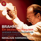 Play & Download Brahms: Ein Deutsches Requiem, Op. 45 by Nikolaus Harnoncourt | Napster