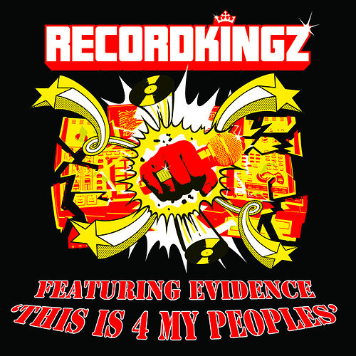Play & Download This Is 4 My Peoples by Recordkingz | Napster