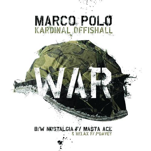 Play & Download Nostalgia / War 12' by Marco Polo | Napster