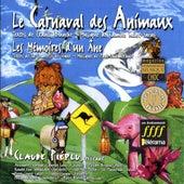 Saint-Saëns : Le Carnaval des animaux - Ladmirault : Les Mémoires d'un âne by Various Artists