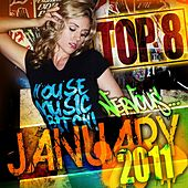 Play & Download Nervous January 2011 Top 8 by Various Artists | Napster
