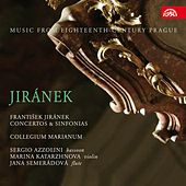 Jiranek: Concertos and Sinfonias by Sergio Azzolini