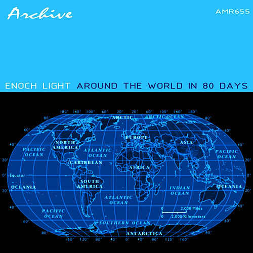 Play & Download Around the World in 80 Days by Enoch Light | Napster