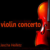 Elgar: Violin Concerto in B Minor by Jascha Heifetz