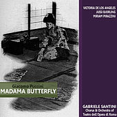 Puccini: Madama Butterfly by Jussi Björling