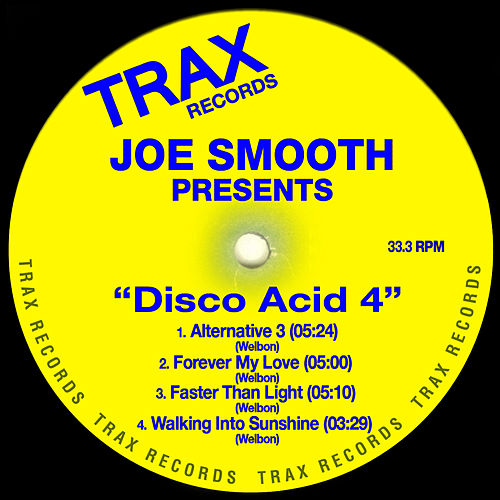 Play & Download Disco Acid Vol.4 by Joe Smooth | Napster