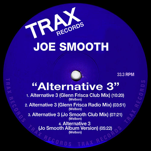 Play & Download Alternative 3 by Joe Smooth | Napster