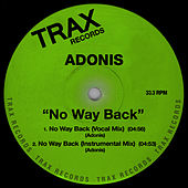 No Way Back by Adonis