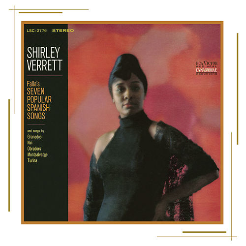 Play & Download Falla's Seven Popular Spanish Songs and Songs by Granados / Nin / Obradors / Montsalvatge / Turina by Shirley Verrett | Napster