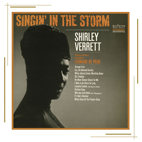 Play & Download Singin' in the Storm by Shirley Verrett | Napster