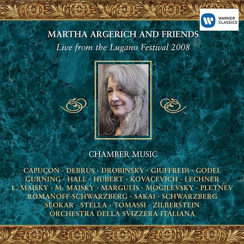 Play & Download Live from the Lugano Festival 2008 by Martha Argerich | Napster
