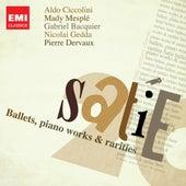 Satie: Parade; Relache; Mercure - Poses plastiques en trois tableaux; Messe des pauvres etc by Various Artists