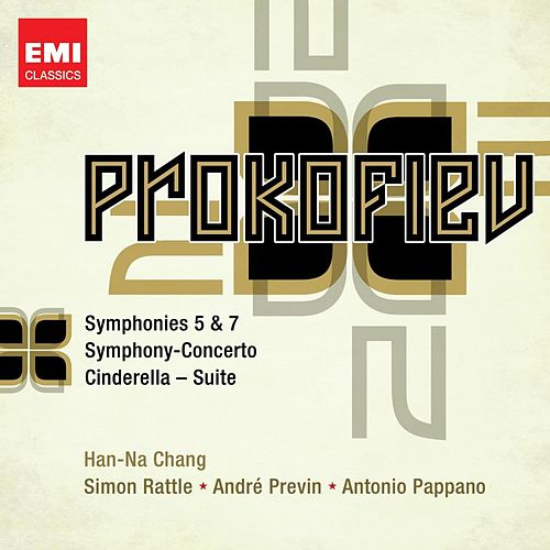 Play & Download Prokofiev: Symphony No.5; Symphony No.7; Sinfonia Concertante; Cinderella - Ballet Suite by Various Artists | Napster