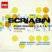 Scriabin: Preludes; Piano Sonata Nos. 2, 4, 5, 7, 10; Etudes etc by Various Artists
