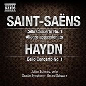 Play & Download Saint-Saens: Cello Concerto No. 1 - Allegro appassionato - Haydn: Cello Concerto No. 1 by Various Artists | Napster