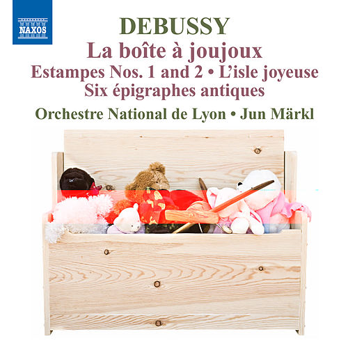 Debussy: Orchestral Works, Vol. 5 by Jun Markl