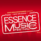 Essence Music Festival Volume 2.1 by Various Artists