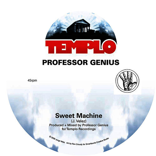 Sweet Machine/Lord Of Flies by Professor Genius