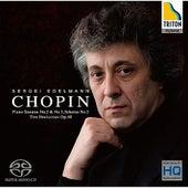 Chopin:Piano Sonata No.2 & No.3 - Scherzo No.2 - two Nocturnes Op.48 by Sergei Edelmann