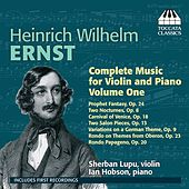 Play & Download Ernst: Complete Music for Violin and Piano Vol. 1 by Sherban Lupu | Napster