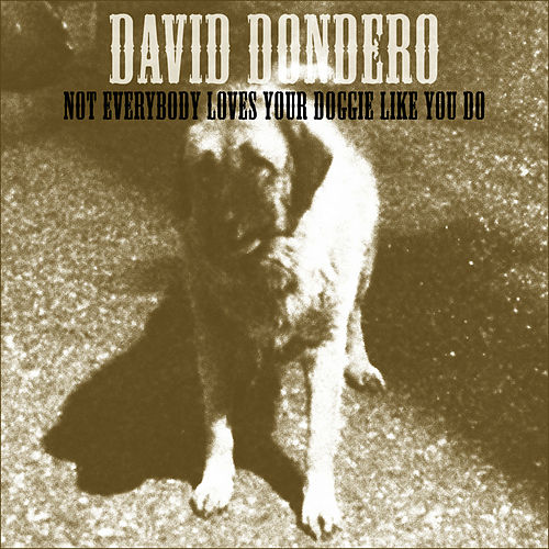 Play & Download Not Everybody Loves Your Doggie Like You Do by David Dondero | Napster