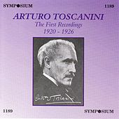 Play & Download Toscanini: Myth and Reality (1920-1926) by Various Artists | Napster