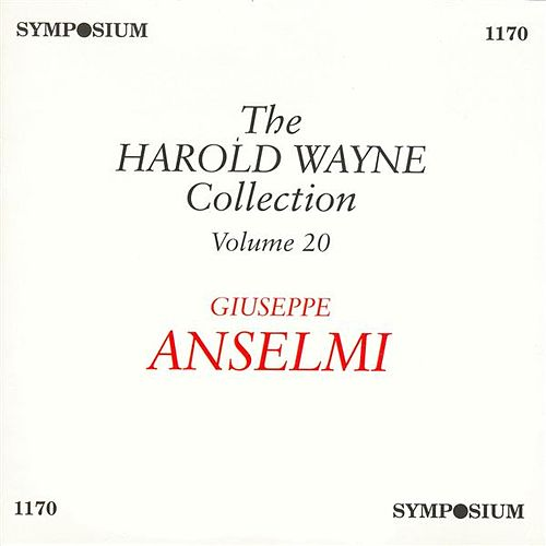 The Harold Wayne Collection, Vol. 20 (1907-1910) by Various Artists