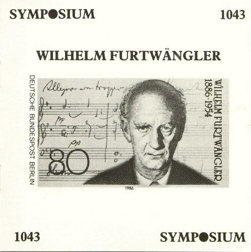 Wilhelm Furtwangler (1926-1930) by Wilhelm Furtwängler
