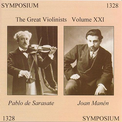 Play & Download The Great Violinists, Vol. 21 (1904-1915) by Various Artists | Napster